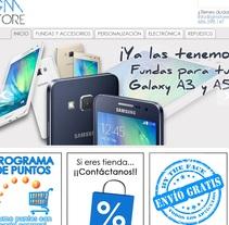 GM Store. Un proyecto de Desarrollo Web de Diego Collado Ramos         - 06.03.2010