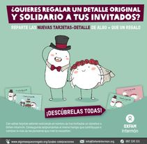 Algo + que un regalo. A Design, Illustration, and Animation project by Ana Oncina         - 06.07.2015