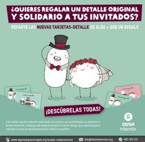 Algo + que un regalo. Un proyecto de Diseño, Ilustración y Animación de Ana Oncina         - 06.07.2015