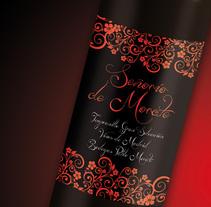 Packaging vinos y cervezas. Um projeto de Design, Publicidade, Direção de arte, Br, ing e Identidade, Gestão de design, Design gráfico, Packaging, Design de produtos e Tipografia de Isabel Garrido - 11-07-2015