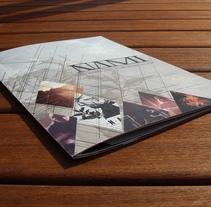Nami's Magazine. Un proyecto de Diseño editorial de Ari B. Miró         - 12.02.2014