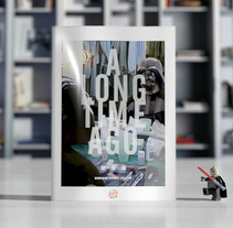 A Long Time Ago.... A Photograph, Film, Video, TV, 3D, Editorial Design, Graphic Design, and Film project by Enrique Núñez Ayllón - 16-07-2015