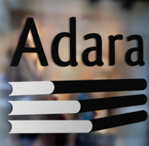 ADARA. Un proyecto de Diseño, Publicidad, Br, ing e Identidad y Diseño Web de Lorena Sánchez         - 08.11.2017