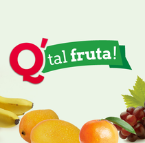 Q' Tal Fruta. A Marketing, and Product Design project by Edwin Chávez Romero - 22-07-2015