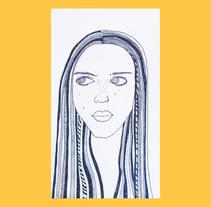 Ilustración. Um projeto de Ilustração de Macarena Cuinat         - 23.07.2015
