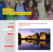 ELE Asesores Website. Un proyecto de Diseño Web de Marina Gallardo         - 27.07.2015