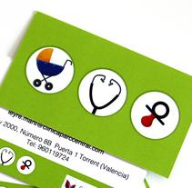 LOGO/DISEÑO Pediatra . A Graphic Design project by Paki Constant - 02-08-2015