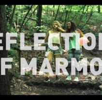 Semai - Reflections of Marmol (music video). Un proyecto de Multimedia, Post-producción, Cine y Vídeo de Massimo Perego         - 10.06.2015