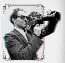 Responsive design - Godart (e-commerce about cinema). Um projeto de Design, Ilustração, Cinema, Vídeo e TV, Design gráfico, Web design, Desenvolvimento Web e Cinema de Sandra Allen         - 09.08.2015