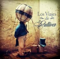 Los Viajes de Gulliver. A Graphic Design project by luisbobes         - 11.08.2015
