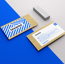 Levante. . A Br, ing, Identit, and Graphic Design project by Menta Picante          - 12.08.2015