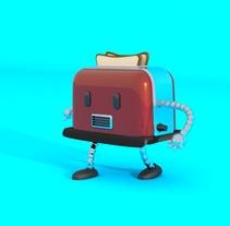 """TUESTI """"CICLO ANDAR"""". Un proyecto de 3D y Animación de Yago Torres Seoane         - 16.08.2015"""