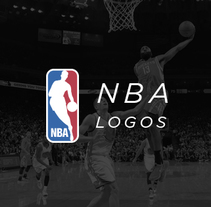 NBA Logos | Redesign Concept. A Art Direction, Br, ing, Identit, and Graphic Design project by Pablo Chico Zamanillo         - 20.08.2015