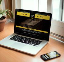 Web para Mystery Rooms. A Design, Br, ing, Identit, Graphic Design, Web Design, and Web Development project by Borja González de Rivas         - 09.12.2014