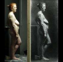 Long Poses. Un proyecto de Ilustración, Bellas Artes y Pintura de Adrià Llarch         - 24.08.2015