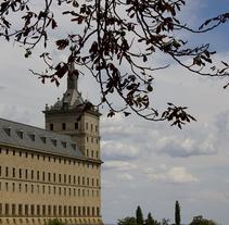 Monasterio de San Lorenzo del Escorial.. A Photograph project by teddyclooney - 31-08-2015