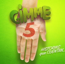 Gimme 5! Historias que cuentan. A Creative Consulting, Cop, and writing project by Vanesa R. Agüera         - 15.09.2014