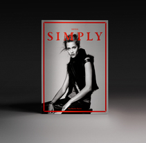 Simply the mag #4. A Art Direction, Editorial Design, Graphic Design, and Fashion project by Pablo Abad - Feb 10 2015 12:00 AM