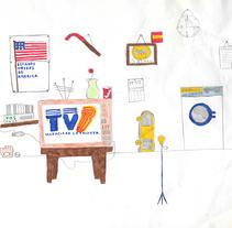 CURRÍCULUM OCULTO 3. A Illustration project by CARLOS  GONZÁLEZ GONZÁLEZ - 21-09-2015