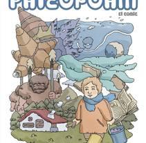 Paleofoam Comic-book. Un proyecto de Ilustración y Comic de Pablo Burgueño López - 28-09-2015