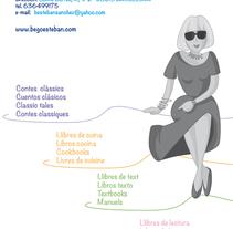 Book Ilustración infantil y libros de texto. A Illustration project by Begoña Esteban Sánchez         - 29.09.2015