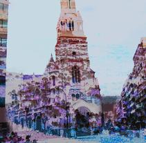 Iglesia San José en Bilbao. A Design, Photograph, and Graphic Design project by Juan Francisco (John) Escudero Guerra         - 04.10.2015