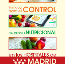 Jornada para el Control del Riesgo Nutricional. A Graphic Design project by M.A. Serralvo - Oct 06 2014 12:00 AM