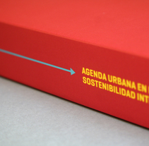 Agenda 21 Málaga 2015. A Editorial Design, and Graphic Design project by Nacho Contreras  - 10.13.2015