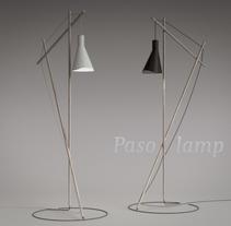 Paso lamp. Un proyecto de 3D, Arquitectura, Diseño de muebles, Diseño industrial, Arquitectura interior, Diseño de interiores y Diseño de producto de Juan Carlos Blanco - 14-10-2015