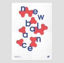 NEW BALANCE — Run! Run! Run!. Un proyecto de Dirección de arte y Diseño gráfico de Karla Baella         - 19.10.2015