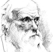 Las caras de la ciencia. Um projeto de Ilustração de base12 - 27-09-2014
