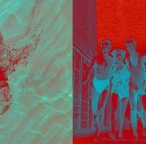 Verano. Encargos particulares. Un proyecto de Ilustración, Fotografía, Bellas Artes, Diseño gráfico y Collage de Nuria González Fernández         - 24.10.2015