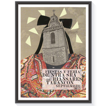 Propuesta cartel fiestas patronales. A Design, and Fine Art project by Pepe Aragón - 06-09-2015