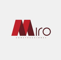 Miro Construcciones. A Br, ing&Identit project by Marco Molina         - 27.12.2013