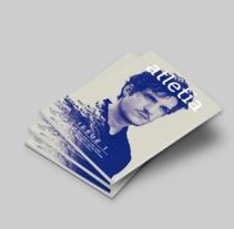 atletia . Un proyecto de Diseño editorial de CaroJaime - 27-10-2015