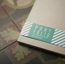 Portfolio. Un proyecto de Diseño editorial de José Antonio Sánchez         - 03.11.2015
