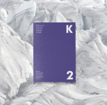 K2: Visual History. A Editorial Design, and Graphic Design project by Eric Veiga Gullon - 11.15.2015