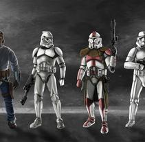 Creación de personajes. A Illustration project by Alejandro Infantes Martinez         - 17.11.2015