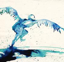 Ícars. Um projeto de Ilustração e Artes plásticas de Tonina Matamalas         - 18.11.2015