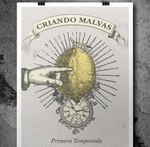 Criando Malvas. Um projeto de Artesanato e Artes plásticas de Sandra Márquez - 19-11-2015