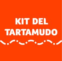 Kit del tartamudo - Branding. Un proyecto de Diseño, Br, ing e Identidad, Diseño gráfico, Diseño de la información y Packaging de Marina Oorthuis  - 09-06-2015