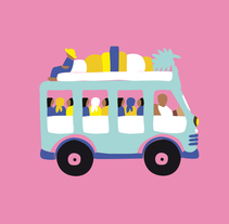 Desconciertos. Un proyecto de Dirección de arte, Diseño gráfico e Ilustración de Isabel Salas - Jueves, 26 de noviembre de 2015 00:00:00 +0100