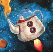 Ilustraciones infantiles. A Illustration project by Victoria Torres Gurpegui         - 02.12.2012