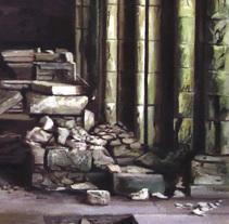 """Rioseco"" Pintura al óleo. A Fine Art, and Painting project by Factoryarte Bilbao         - 03.12.2015"