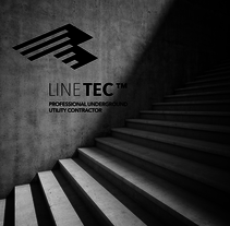 Line Tec. A Design, Advertising, Art Direction, Br, ing, Identit, Design Management, and Graphic Design project by Arturo Hernández         - 09.12.2015