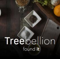 Treebellion. Um projeto de UI / UX e Web design de Jokin Lopez         - 12.12.2015