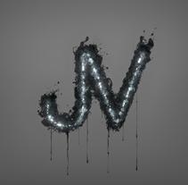 JV Space Type. Un proyecto de Tipografía de Javier Verdugo de los Reyes - Viernes, 18 de diciembre de 2015 00:00:00 +0100