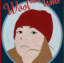 Wool hat time. A Design, Illustration, and Graphic Design project by Srta.Baron - 19-12-2015