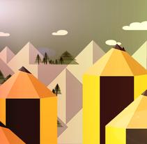 Gráfito. Un proyecto de Ilustración, Animación, Arquitectura y Diseño gráfico de Jesús Sotelo Fernández - 20-12-2015