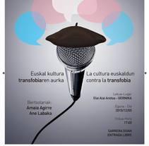 Cartel Jornada Bertsos en Gernika. A Graphic Design project by carme  martínez rovira         - 22.12.2015